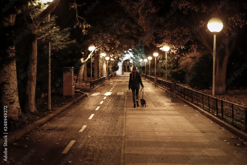Walking Is An Awesome Exercise Before Bed